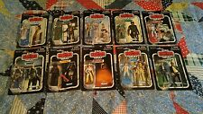 Star wars the vintage collection lot of 10 the empire strikes back new