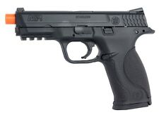 Blowback Smith & Wesson M&P 9 Green Gas FULL AUTO Metal Airsoft Pistol by VFC