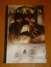 SPAWN BOOK 11 CROSSROADS TODD MCFARLANE IMAGE GN
