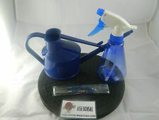 Bonsai tree Turntable + Branded Watering Can + Mister + 105mm Snips SET / KIT
