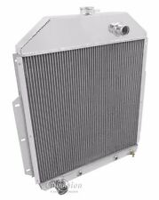 1948 1949 1950 1951 1952 Ford F1 F2 F3 Pickup Truck 2 Row DR Radiator (Ford V8)