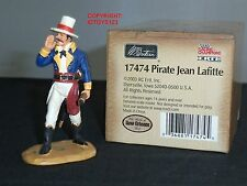 BRITAINS 17474 PIRATE JEAN LAFITTE BATTLE OF NEW ORLEANS TOY SOLDIER FIGURE