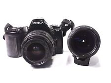 Minolta Maxxum 3xi Package with Two Lenses! Sigma AF 28-70mm & Minolta 70-210mm