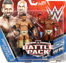 Prime Time Players - WWE Battle Packs 39 Mattel Toy Wrestling Action Figures
