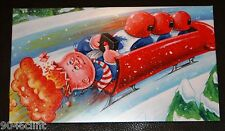 2014 GARBAGE PAIL KIDS SERIES 1 ADAM BOMB COLLECTORS BOX TOPPER INSERT OLYMPIC