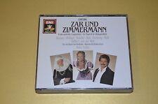 Lortzing - Zar Und Zimmermann / Fricke / EMI 1988 / Switzerland / 2CD Box / Rar
