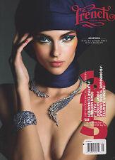 FRENCH revue de modes MAGAZINE #25 FALL 2014/WINTER 2015, ANASTASIA COVER.