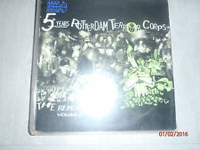 5 Years Rotterdam Terror Corps-The Remixes Vol 2 12 inch maxi single