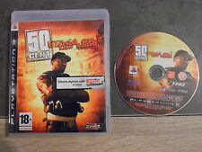 Jeu Sony PS3 : 50 CENT – Blood on the sand