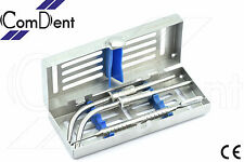 Dental Implant Surgical Aspiration Set Bone Collection Set Stainless CE British