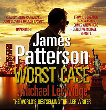 Worst Case: (Michael Bennett 3) by James Patterson (CD-Audio, 2010)