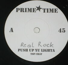 "7""/JAMAICA/TOP CHAT/PUSH UP YU LIGHTA/MURVIN GAYE/HEAR ME THROUGH THE GRAPEVINE"