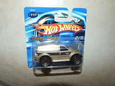 HOTWHEELS 1:64 2005 N°117 TWENTY + 2/5 POWER PANEL