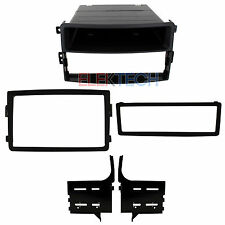 Best Kits BKNDK744 Radio Replacement 2-DIN Pocket Dash Mount Kit for Nissan