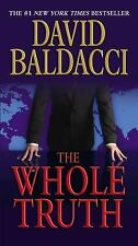 Shaw: The Whole Truth by David Baldacci (2009, Paperback)