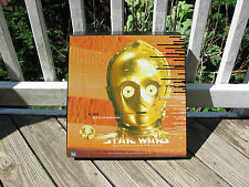 """Star Wars Masterpiece Edition C-3PO """"Tales of the Golden Droid"""" Figure & Book"""