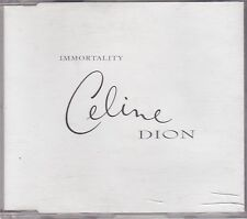 Celine Dion-Immortality Promo cd single