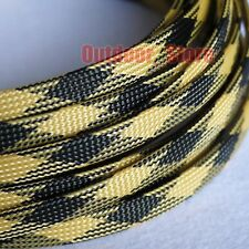 10mm New High Quality Braided PET Expandable Sleeving Cable Wire Sheath