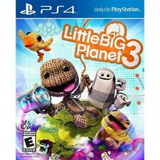 LittleBigPlanet 3 - Day One Edition - Sony Playstation 4 Game - Complete