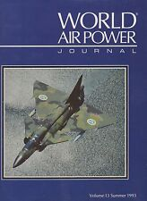 World Air Power Journal Vol. 3 (1993) (Sarajevo, Saab 37, Colombia AF, S-70) HB