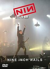 NINE INCH NAILS Live to Air DVD in Inglese NEW PRENOTAZ.