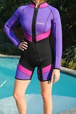Adult Two Piece Wetsuit (Women's Size X-Small)