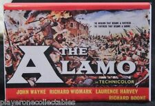 "The Alamo Movie Poster 2"" X 3"" Fridge / Locker Magnet. John Wayne"