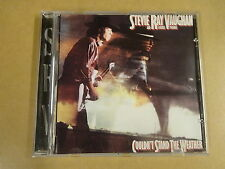CD / STEVIE RAY VAUGHAN & DOUBLE TROUBLE ‎– COULDN'T STAND THE WEATHER