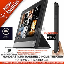 Belkin Thunderstorm Handheld Home Theater System Speaker with Protective Case