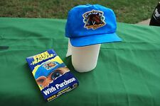 **BRAND NEW** Rare Camel Smooth Camel Joe Nylon Hat Blue