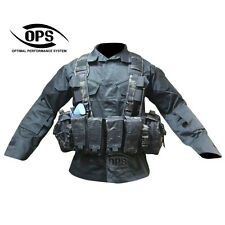 O.P.S/UR-TACTICAL Enhanced Combat Chest Rig in CRYE MULTICAM BLACK