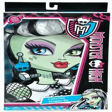 MATTEL GIRLS MONSTER HIGH FRANKIE STEIN WIG COSTUME DRESS ACCESSORY XS11113