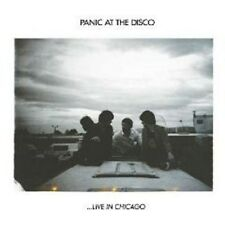 "PANIC AT THE DISCO ""LIVE IN CHICAGO"" CD+DVD NEW+"