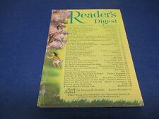 Reader's Digest, May 1953, Anti-Polio Weapon,Drunk Trap,Pablo Casals,Einstein