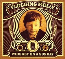 Whiskey On A Sunday [CD/DVD Combo] Flogging Molly Audio CD