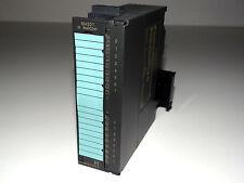 Siemens Simatic S7 6ES7321-1BH02-0AA0 SM321 Di 16xDC24V Top