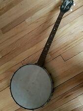 Vintage Kay Banjo project