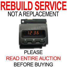 97 98 99 00 01 Honda CRV CR-V Clock REPAIR REBUILD