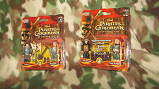 2006 Pirates Of Caribbean At Worlds End Tai Huang, Sao Feng, Pintel, Ragetti New