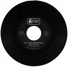 """ISLEY BROTHERS  """"WHO'S THAT LADY""""   ALL TIME CLASSIC SOUND     LISTEN"""