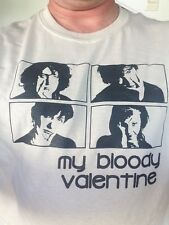My Bloody Valentine MBV  SHIRT  S/M/L/XL Original Designs Kevin Shields