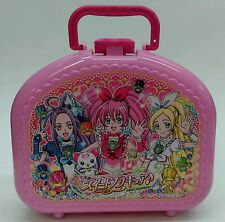 Suite Precure Japanese anime plastic lunch box / storage case / tote box