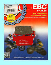 EBC FA367TT Carbon Rear Brake Pads for Yamaha WR WR250 & WR450 2003 to 2015