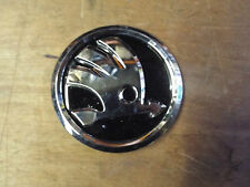 GENUINE SKODA BONNET REAR BOOT TAILGATE CHROME BADGE EMBLEM FABIA OCTAVIA 6V