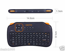 2.4G Tastiera Wireless Fly Air Mouse Con Touchpad per PC Tablet Android TV