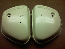 "Honda CB350 CB 350 K3 K4 K5? left & right side cover set! '71-'73 ""new replica"""