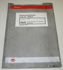 Werkstatthandbuch Audi A4 Typ B5 4 Zylinder Motor ADP ab Baujahr 1995!