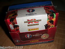 Panini Adrenalyn XL Road To Uefa Euro 2016 New closed box - 50 x Booster