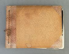 Anciens album photo avec de nombreuse carte postales théme religieux Lourdes...