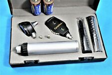 ENT Opthalmoscope Otoscope Fiber Optic Medical Diagnostic Set,NT-526